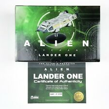 Alien Covenant LANDER ONE Limited Edition Model Ship Eaglemoss Issue 6 NEW