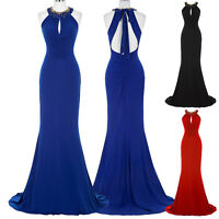 Women's Formal Long Party Evening Ball Gown Cocktail Prom Bridesmaid Dress4-18