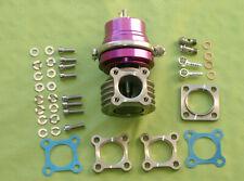 Burstflow Wastegate extern 46 mm einstellbar universal violet passend für BMW