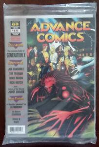 Advance Comics,#69 Factory Sealed
