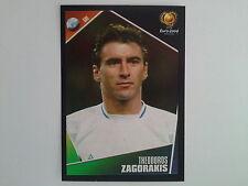 PANINI EURO 2004 - N. 43 ZAGORAKIS - HELLAS