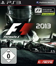 SONY PS3 F1 2013 Complete Edition OVP PlayStation 3 Formel 1 13 2k13 deutsch TOP