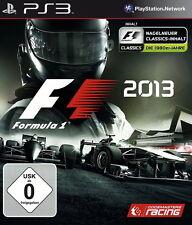 SONY PS3 F1 2013 OVP PlayStation 3 Formel 1 13 2k13 deutsch gebraucht günstig