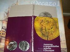 Gerasimov: Antike und mittelalterliche Münzen in Bulgarien