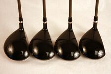 4 NEW HORIZON II PRECISION SYSTEM STAINLESS STEEL #3 FAIRWAY WOOD MENS GOLF CLUB