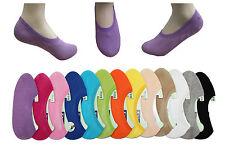 Girl's Women's  Low Cut Socks 7-9 Sephar