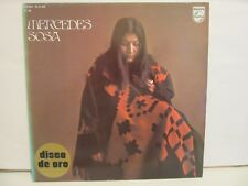 Mercedes Sosa - Disco De Oro - Philips - 1975 - EX+/VG+