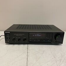Sony STR-AV320 Integrated Amplifier 2 Channel AM/FM Stereo Receiver TESTEDF