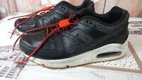 nike air ladies woman's black trainers shoes size 4.5uk/38eur/7us (24cm) di