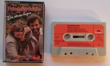 Cassette Frank & Mirella - Een Nieuw Begin Holland Polydor 1981 Paper Labels