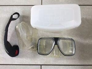 Tusa liberator Plus Face Mask & Case