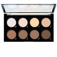 NYX Highlight and Contour Pro Palette for Face Highlighting and Contouring