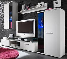Wohnwand Led Gunstig Kaufen Ebay
