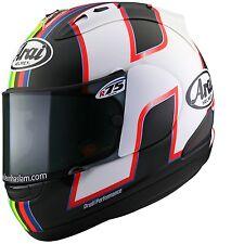 Arai RX-7V Haslam Replica MC / Bike / Motorcycle Helmet Size - XL 62cm