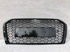 AUDI A4 S4 B9 2016-2018 FRONT BUMPER MAIN GRILL RS STYLE [B9RS4-1 NO]