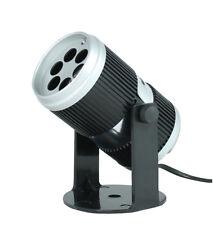 LED Bildprojektor für den Innenbereich mit 6 Motiv-Schablonen Gobo-Projektor Lic