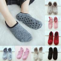 Women Winter Home Floor Velvet Socks Yoga Socks Non Slip House Bed Sock