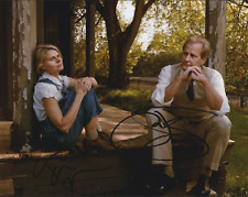 Jeff Daniels & Celia Keenan-Bolger signed To Kill a Mockingbird 8x10 photo