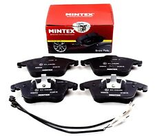Mintex Essieu Avant Plaquettes de frein Citroen Peugeot MDB2932 (Real Image de partie)
