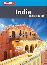 Berlitz Pocket Guide India by Berlitz (Paperback, 2017)