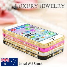 Luxury Crystal Rhinestone Bumper Frame For iPhone 6/6s 4.7 in Shining Bling