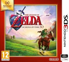 ZELDA OCARINA OF TIME NINTENDO 3DS 3D ESPAÑOL NUEVO CASTELLANO THE LEGEND OF