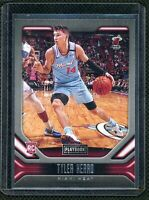 Tyler Herro 2019-20 Panini Chronicles Playbook #185 Rookie Card NBA Miami Heat