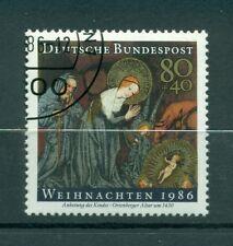 Deutschland -Deutschland 1986 - Michel n. 1303 - Weihnacht