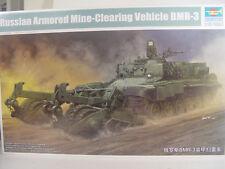 Minenräumpanzer BMR-3 Russland - Trumpeter Bausatz 1:35 - 09552 #E