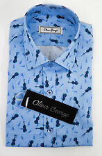 George Men's Cotton Casual Shirts & Tops