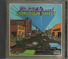 Grateful Dead Shakedown Street CD ARCD 8228 1984