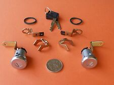 DOOR LOCKS 2 SUIT HOLDEN EH HD HR HK HT HG HQ HJ HX HZ WB TORANA LC LJ LH LX UC