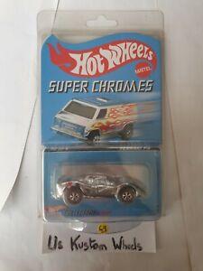 Hot wheels 1/64 Super Chromes #2of4 Ferrari P4🇨🇵