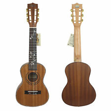 28inch Guitalele Guitarlele 6 String Ukulele - free string + Travel Guitar bag