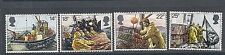 GREAT BRITAIN stamps, uk, Fishing Industry 23.09.1981