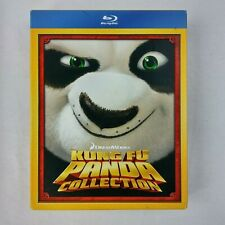 Kung Fu Panda Collection Blu-ray Discs Box Set 1 & 2  B25