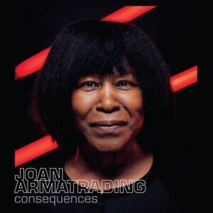JOAN ARMATRADING - CONSEQUENCES - BRAND NEW CD ALBUM+FAST FREE UK SHIP