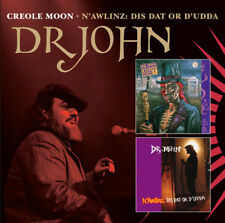 Dr. John - Creole Moon & N'awlins [New CD] UK - Import