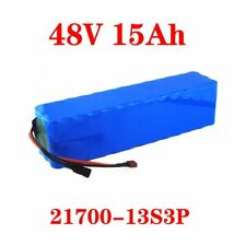 Electric Bike Battery E-bike 48V 15Ah 15000mAh Li-ion 1000W TOP QUALITY 2.8Kg