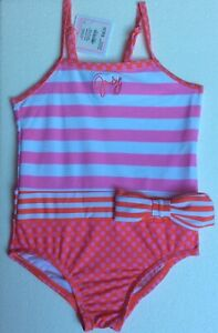 Original Juicy Couture Baby Infant Girls Swimsuit Bathing Suit Summer Outfit