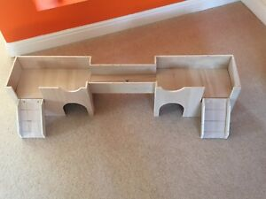 Guinea Pig/Small Animal Hideout Shelter House Castle