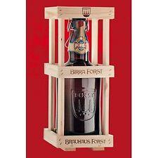 Bier Forst Sixtus mit Holzträger 2 lt