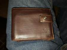 Men's Genuine Vintage Leather Gucci Wallet - Genuine Gucci