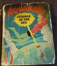 "Aquaman ""Scourge of the Sea"" Whitman Publications 1968"