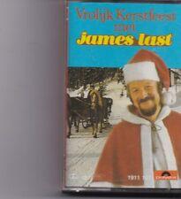 James Last-Vrolijk Kerstfeest Met music Cassette