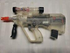 Rare Cybergun UZI Pistol Airsoft Toy Black / Clear Fast