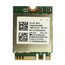 Realtek RTL8822BE 802.11AC WiFi + Bluetooth4.1 NGFF Wireless WLAN Card 2.4G/5GHz