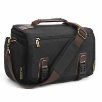 SLR SLR Camera Shoulder Waterproof Travel Messenger Bag For Canon Nikon Olympus
