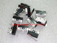 50PCS tripod stalk mouse switch touch switch Micro Switch 1A 125V with handle