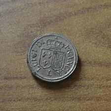 PESO MONETARIO LUIGI DI FRANCIA 15,27 grammi 2,5 cm NUMISMATICA SUBALPINA C88
